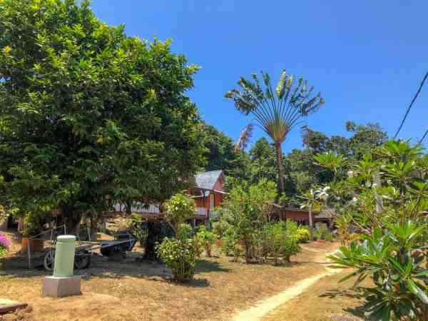 Perhentian Small Kecil Island Travel Guide best accommodation