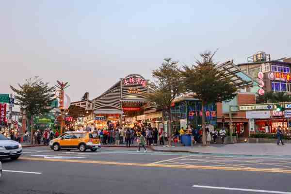 Taipei travel tips Shilin night market