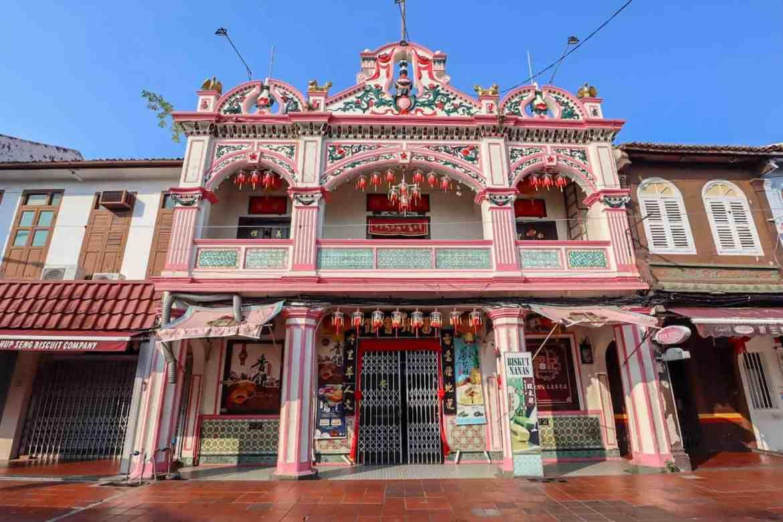 things to do in Melaka Malaysia, jonker walk shop