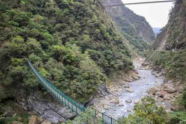 Hualien to Taroko Gorge, Taroko National Park Taiwan swallows grotto