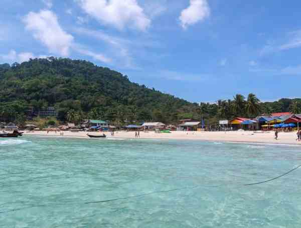 Perhentian Islands Costs of boat