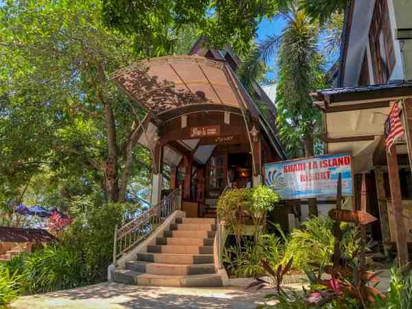 Perhentian Islands best hotels and resorts Shari La Island Resort