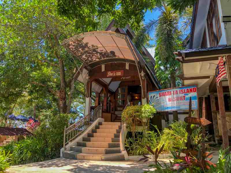 Perhentian Islands Accommodation, Perhentian Islands best hotels and resorts Shari La Island Resort