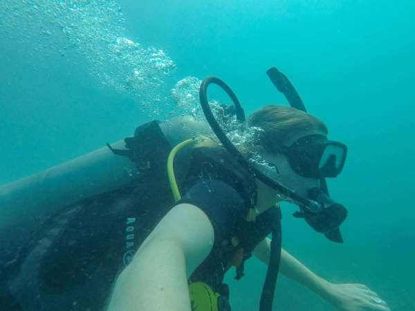 Scuba Diving Perhentian Islands