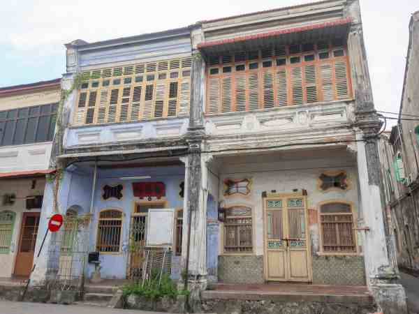 georgetown penang malaysia guide architecture