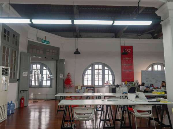 digital nomad georgetown penang aCat Penang coworking office