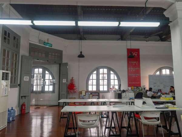 digital nomad georgetown penang aCat Penang coworking office