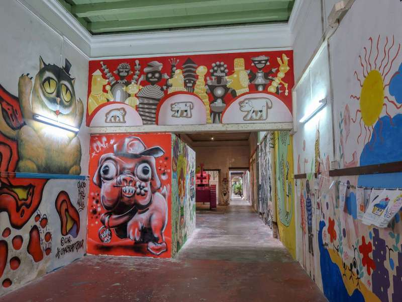 things to do in Georgetown Malaysia, georgetown art lane