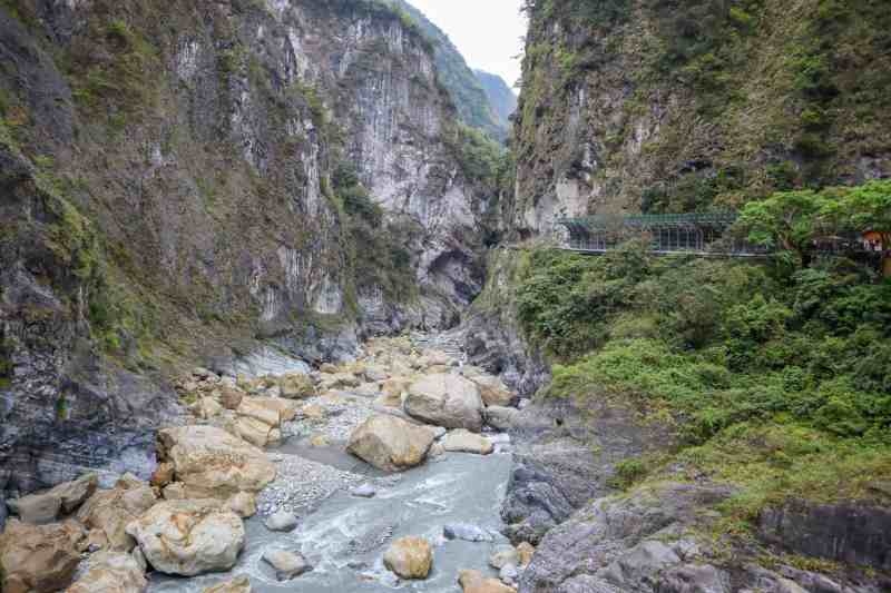Taiwan 2 Week itinerary, Taroko National Park day trip