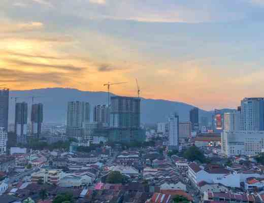 digital nomad georgetown penang accommodation