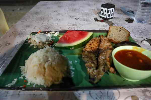 Perhentian Small Kecil Island Travel Guide BBQ