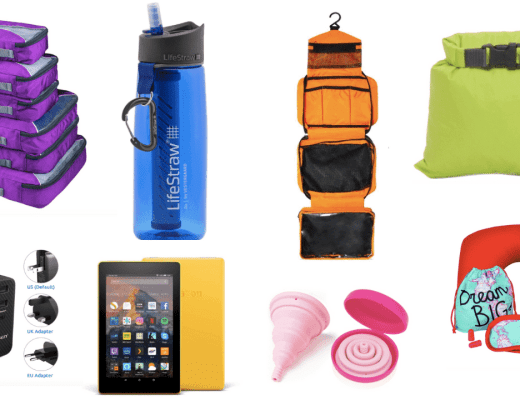 backpacking essential items