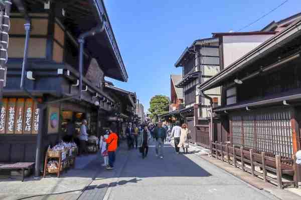 Things To Do In Takayama Sanmachi Street Takayama