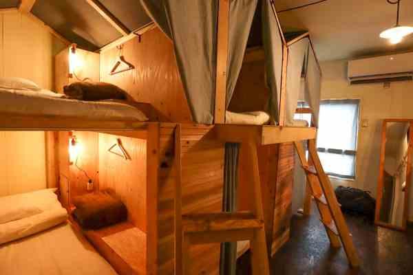 things to do in kobe, Guesthouse Maya Kobe Hostel