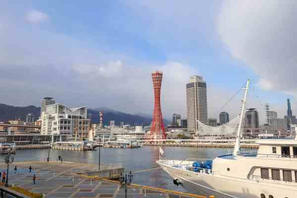 2 week japan itinerary, things to do in Kobe