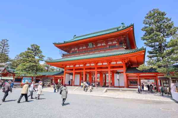 Kyoto day trip itinerary