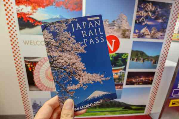 JR Pass for Japan