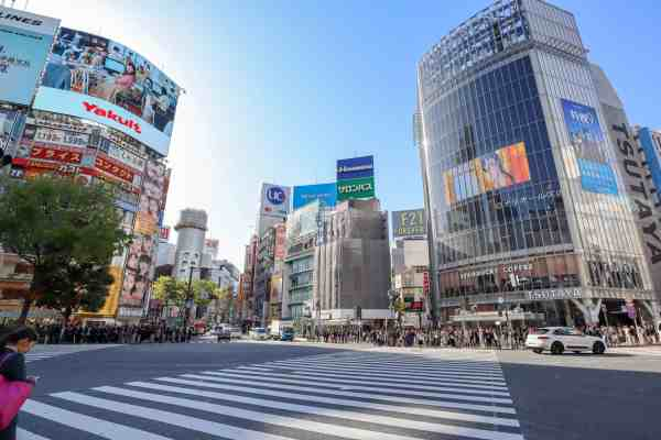 free things to do in Tokyo Japan