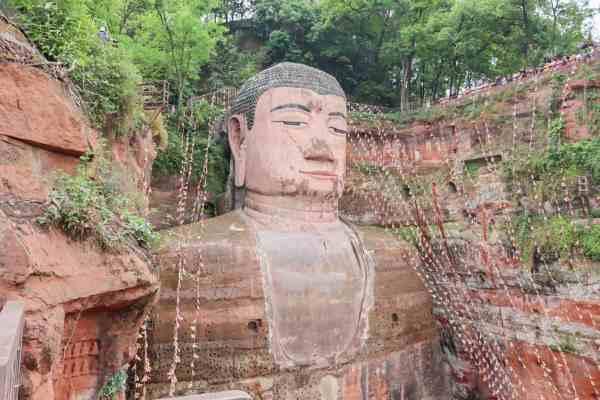 Leshan Buddha from Chengdu