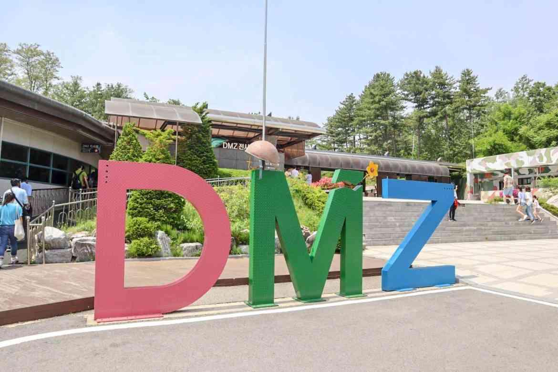 South Korea itinerary, DMZ tour from Seoul