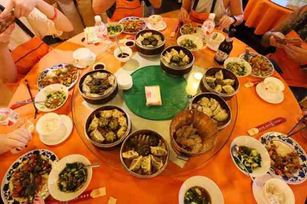 the dragon trip backpacking china tour food in china cost