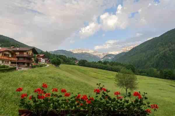 San Vili Pathway Trek Trentino Italy