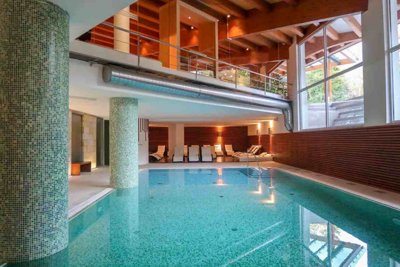 Grand Hotel Terme di Comano Hotel & Spa Pool