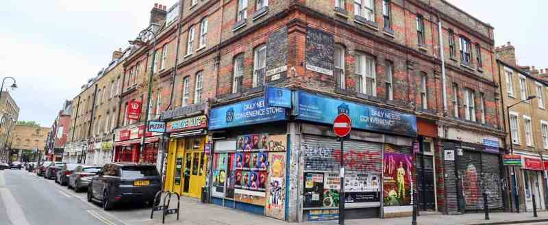 Places to go in Shoreditch, Brick Lane