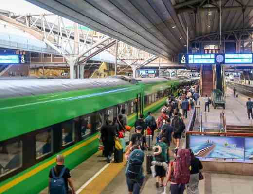 train travel in china tips