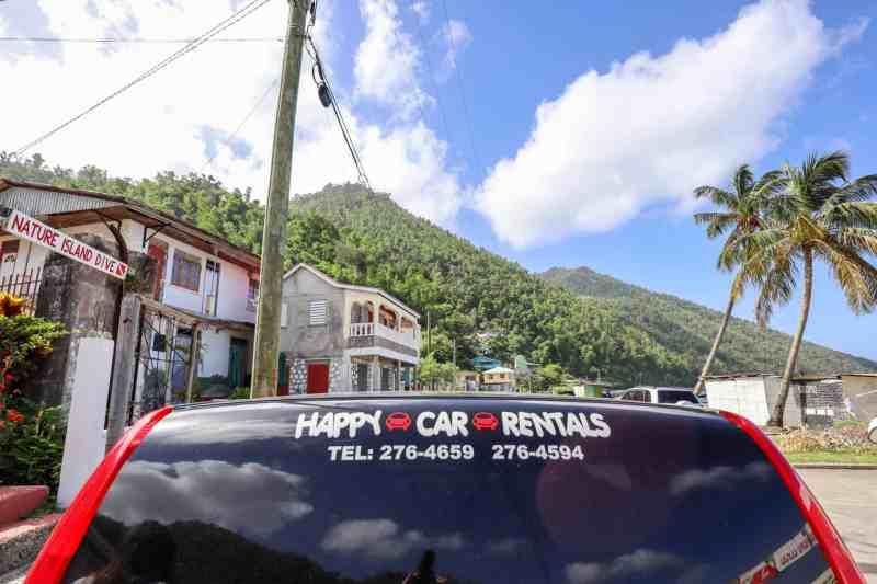Dominica travel guide, happy car rentals dominica