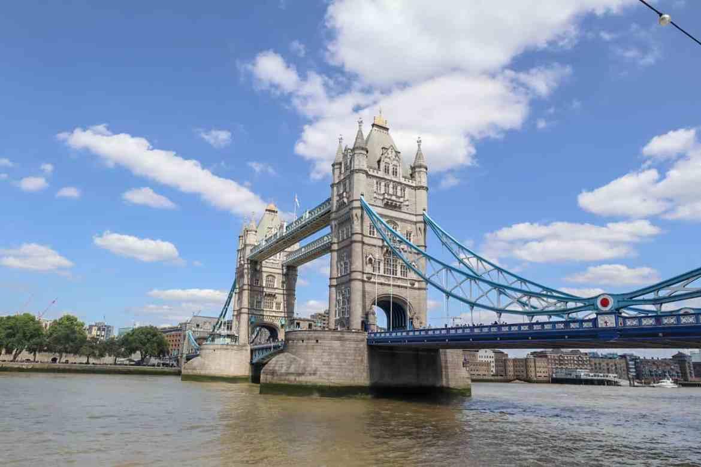 Tower Bridge to London Eye