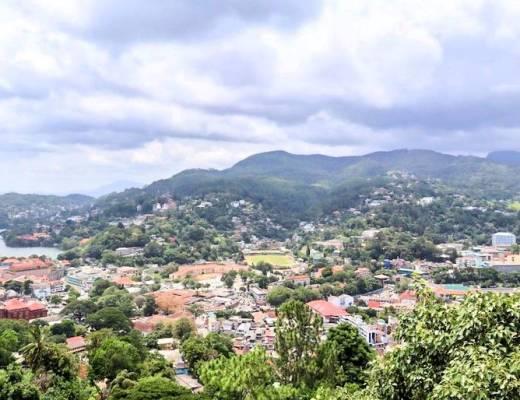 Kandy   Sri Lanka weather in August
