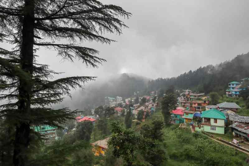 Dharamkot Village | things to do in Dharamkot