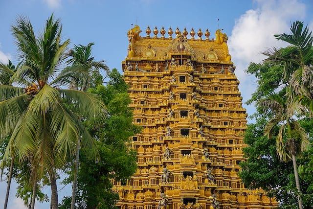 places to visit in Sri Lanka on first trip, Hindu Temple in Jaffna