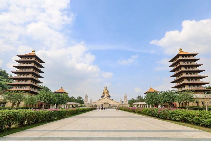 Fo Guang Shan Monastery | kaohsiung itinerary