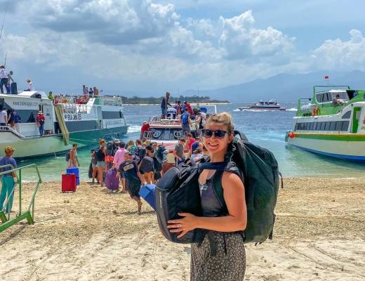 Ellie Quinn backpacking tips and checklist