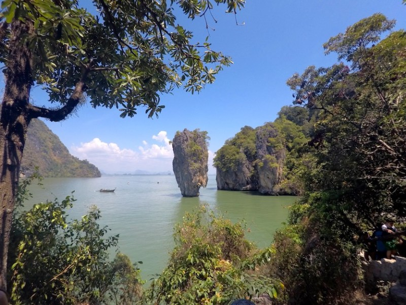 Phuket James Bond Island | best places to travel in Asia December and January