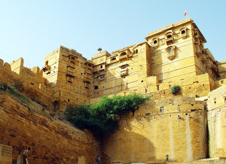 Jaisalmer Fort | best places to visit in India