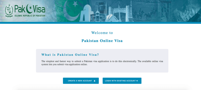 Nadra website for Pakistan visa | Pakistan travel tips