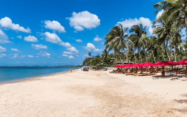 phu quoc beach | best places to travel in Asia December and January
