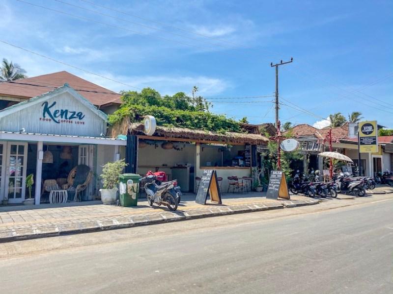 Cafes in Kuta Lombok | lombok itinerary