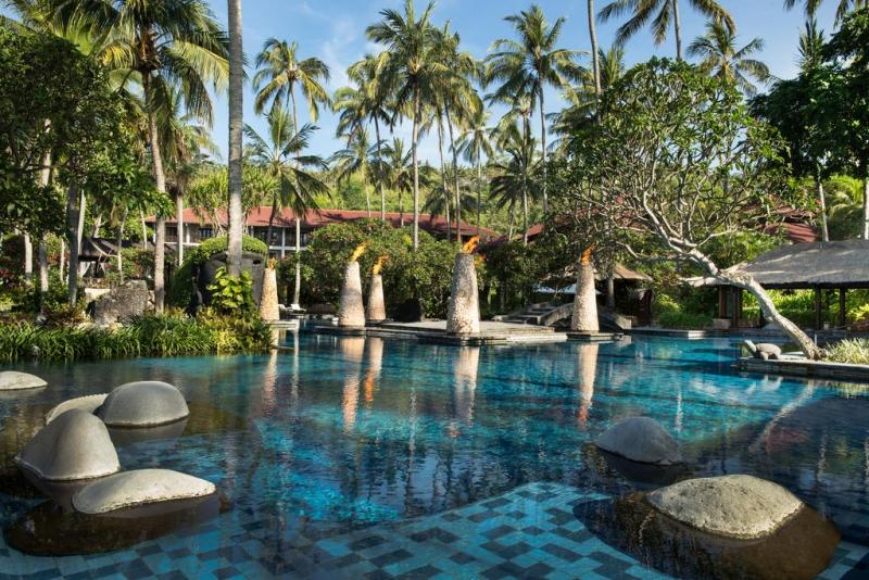 things to do in Senggigi, Sheraton Senggigi Resort