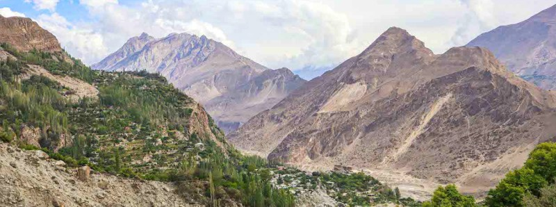 mountains of hunza | 2 week pakistan tour