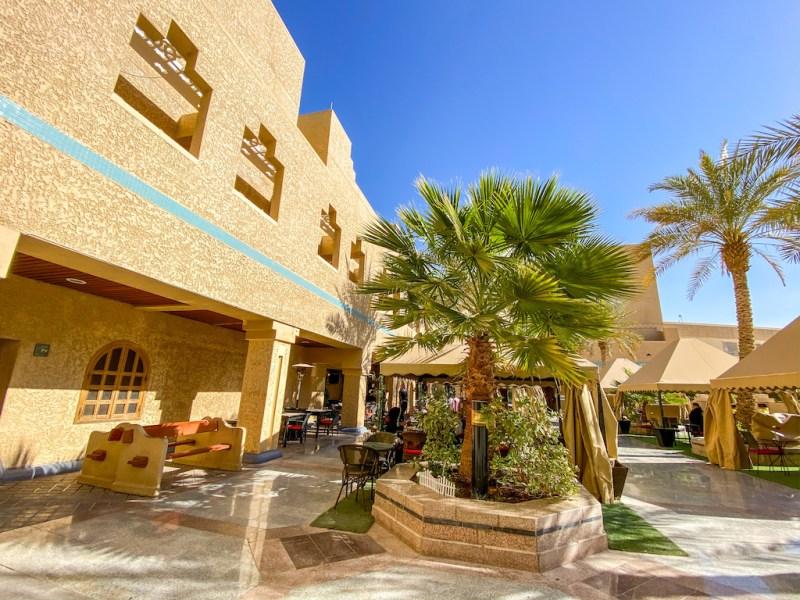 things to do in Riyadh Diplomatic Quarter, Al Fazari Plaza