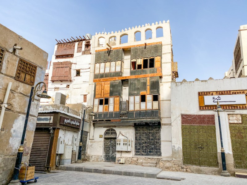 things to do in Al Balad, Al Balad Jeddah Houses
