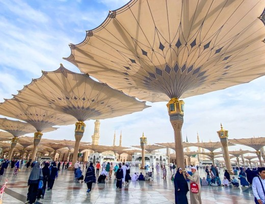 | things to do in Medina Madinah