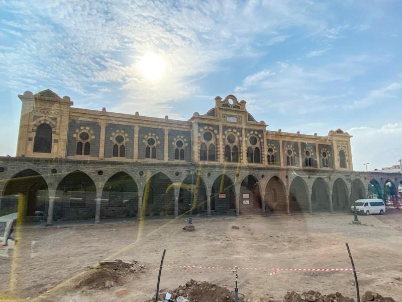 things to do in Madinah, Hejaz Railway Museum