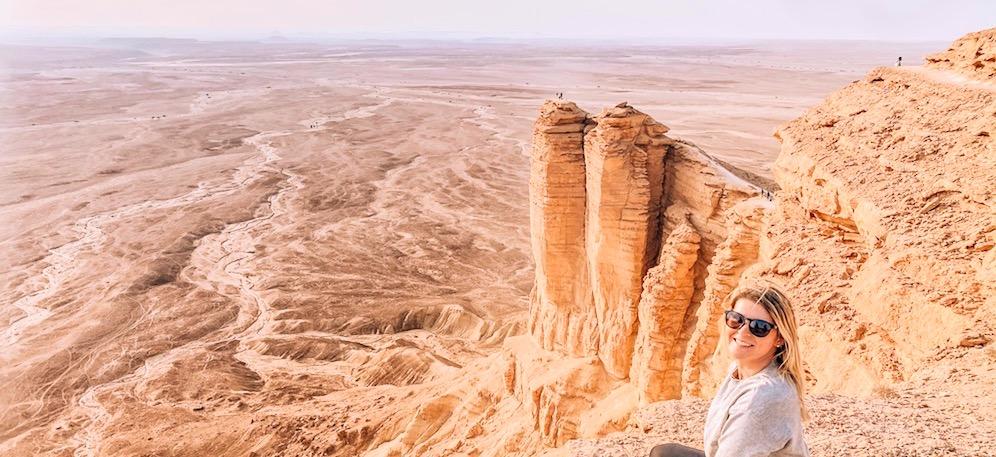 Edge of the World Riyadh Tour