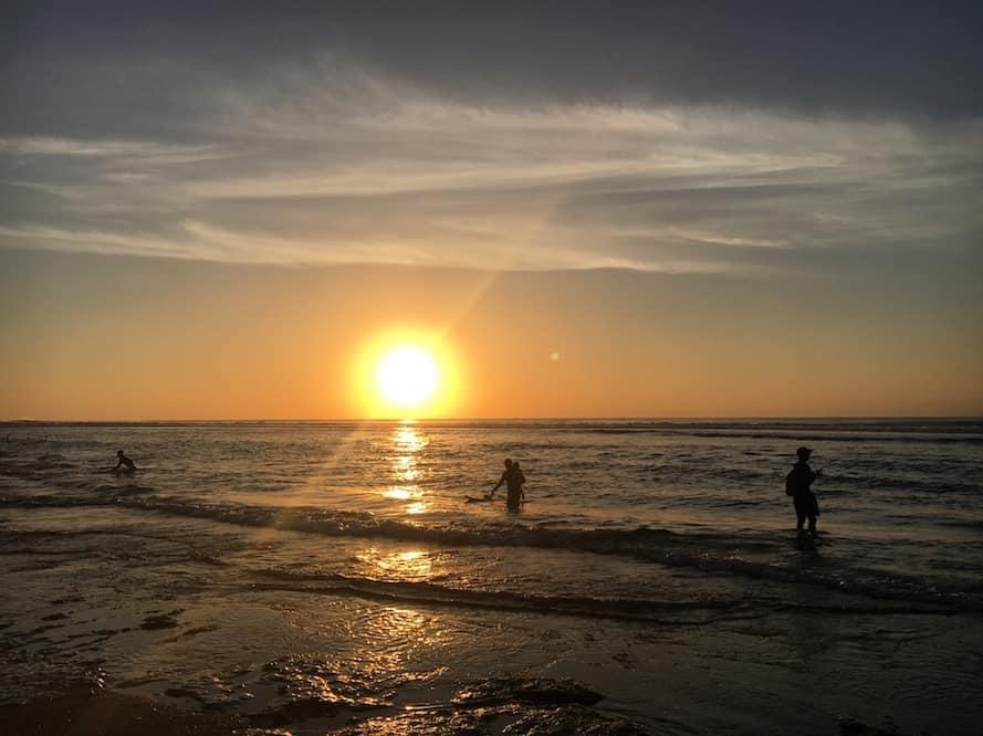 Bingin Beach Bali Sunset   Best Bali Sunset
