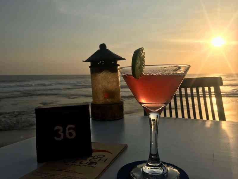 Echo Beach Club Canggu Sunset | Best Bali Sunset